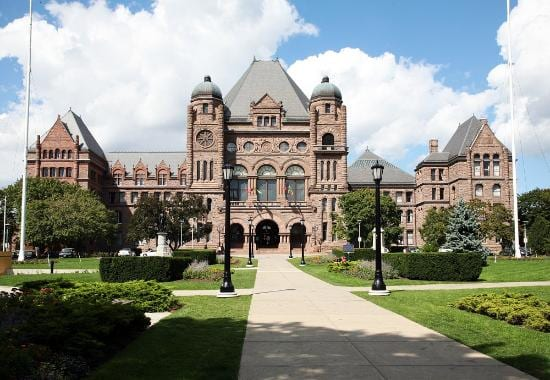 Ontario Assembly Building